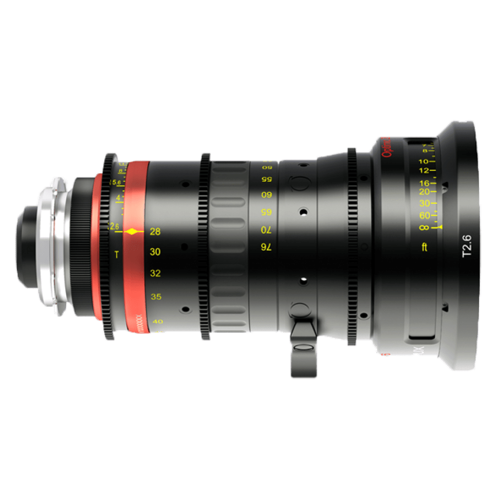 LENS ANGENIEUX OPTIMO ZOOM 28-76 MM T 2.4